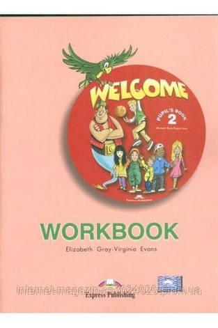 WELCOME 2 WORKBOOK ISBN: 9781903128206, фото 2