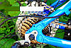 "Crosser Count 29"" Велосипед 2-х кол. синий Shimano алюминиевая рама противоударный обод, фото 10"