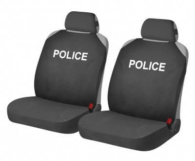 Накидки для автомобильных сидений Hadar Rosen HOTPRINT POLICE Черный 21154, фото 2
