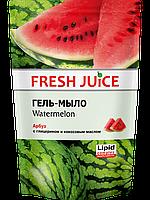 "Гель-мыло Fresh Juice ""Watermelon"" дой-пак (460мл.)"