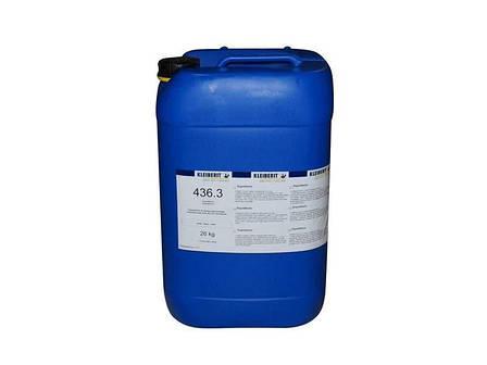 Клей Kleiberit Супратерм 436.3 клей для ПВХ-пленок (ведро 26 кг), белый, для мембранно-вакуумного прессования, фото 2
