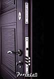 """Входная дверь """"Портала"""" (серия Люкс) ― модель Верона 3, фото 3"""