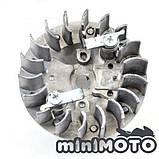 Крышка заводная, ручной стартер (тип #2) минимото, детский мотоцикл и квадроцикл, mini ATV (пластик), фото 3