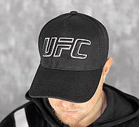 Бейсболка UFC D1561 черная