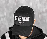 Бейсболка Givenchy D1565 черная, фото 1