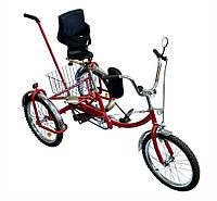 """Велосипед для детей с ДЦП """"Капитан"""""""