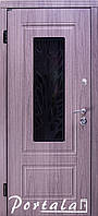 """Входная дверь для улицы """"Портала"""" (Стандарт со стеклопакетом) ― модель S-3, фото 1"""