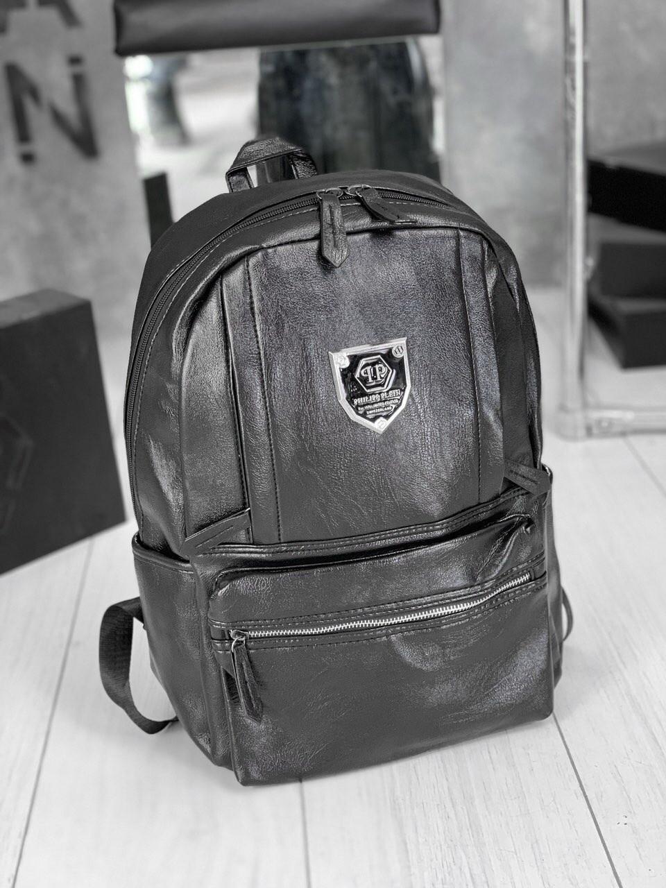Рюкзак Philipp Plein D1551 черный