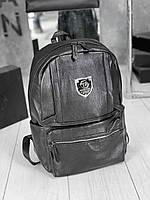 Рюкзак Philipp Plein D1551 черный, фото 1