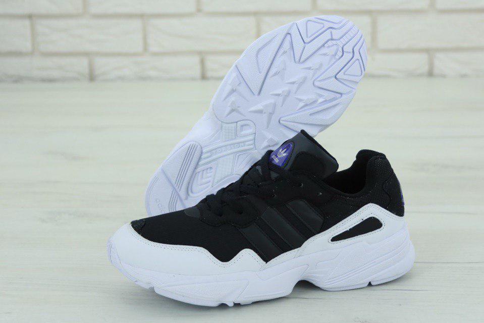 Кроссовки мужские Adidas Yung-96 31249 черные