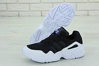 Кроссовки мужские Adidas Yung-96 31249 черные, фото 1