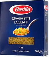 Макаронные изделия Spaghetti Tagliati  Barilla (вермишелька) N 38 Италия 500г