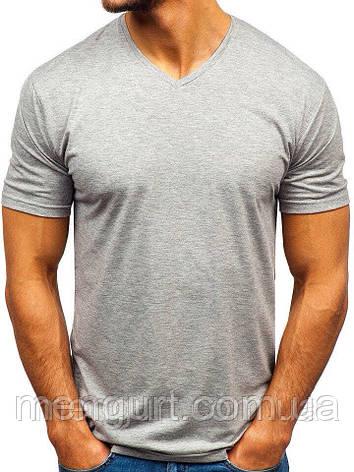 Футболка мужская 100%хлопок  Fazo-R, фото 2