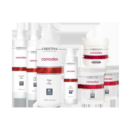 Comodex Профессиональный Набор (шаги 1, 2, 3b, 4, 5, 6, 7)