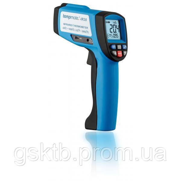 Пирометр профессиональный высокотемпературный tempmate-IR30 до 1650℃ (Германия)