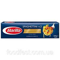 Макаронные изделия Spaghettini  Barilla (Спагеттини) N 3 Италия 500г