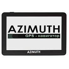 Автомобильный GPS Навигатор Azimuth B52 Plus