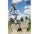 Модные Слипоны Валди Вика3 тм Valdi  размеры 33- 39, фото 3