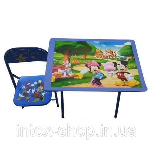 Детский складной столик Микки Маус DT 18-18