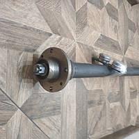 Ось, балка АТВ-155 (01П) для прицепа усиленная со ступицами ВАЗ 2101 шплинтованными