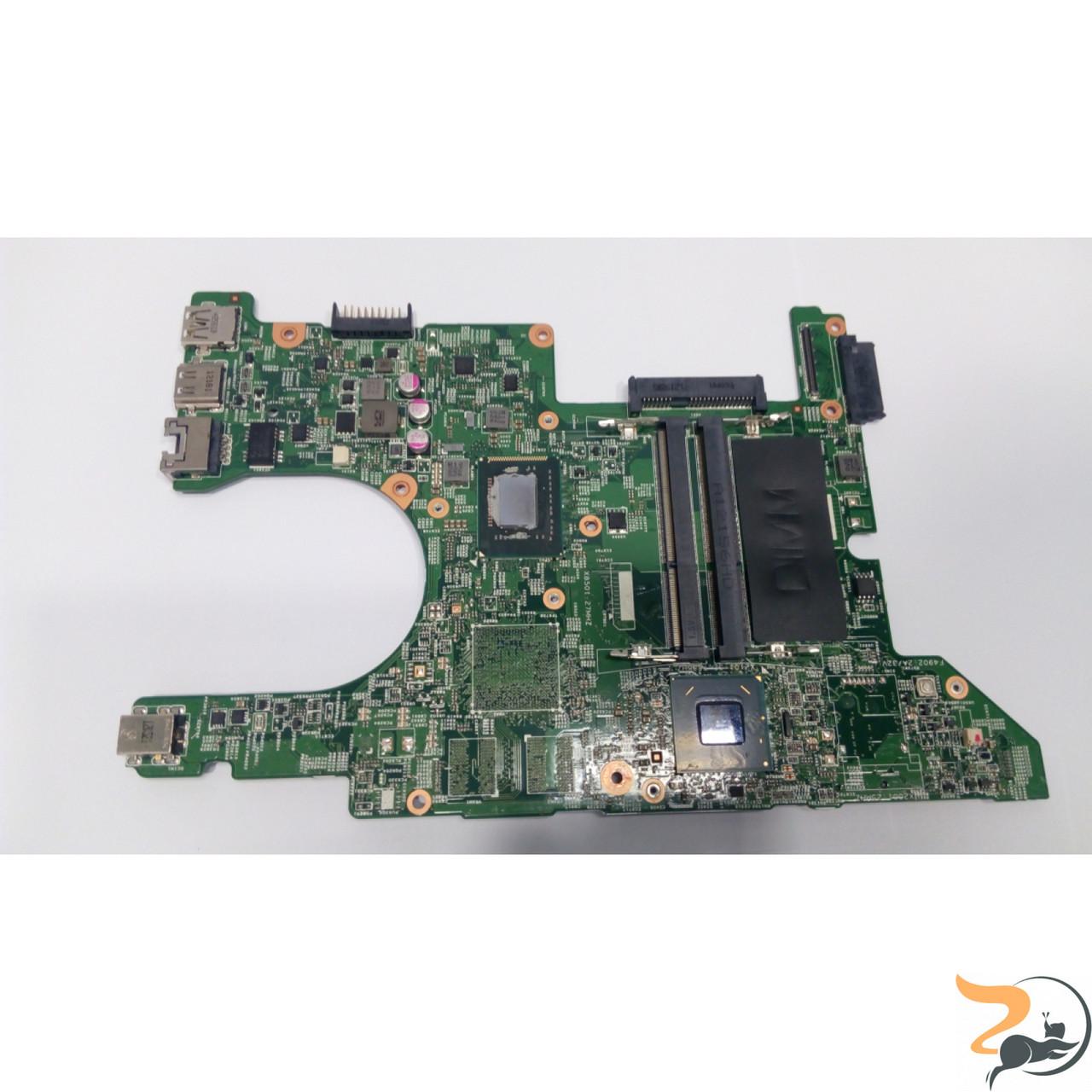 Материнська плата для ноутбука Dell Inspiron 5423, CN-00N85M, Б/В. Має впаяний процесор Intel Core i3-2367M, SR0CV