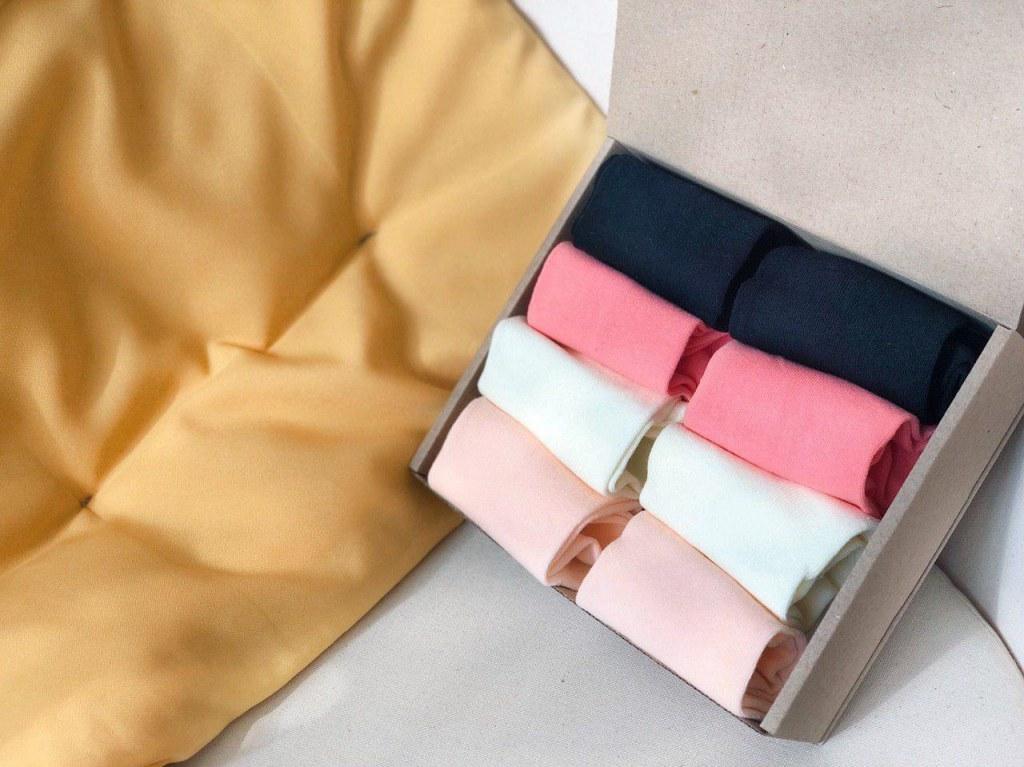 Набор женских низких носков № 22 Арт. 4386