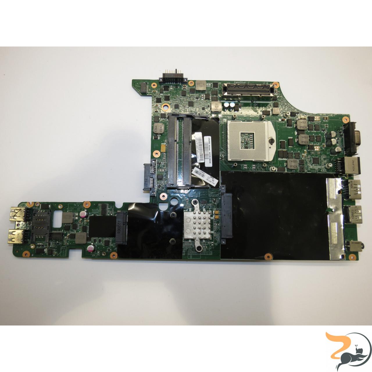 Материнська плата для ноутбука Lenovo L420, DAGC9EMB8E0, REV: E, Б\У
