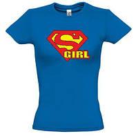 Футболка Supergirl