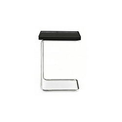 Столик журнальный металлический Tray Sofa CS 5036 P77 P63 чёрный