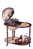 Глобус бар со столиком 42 см