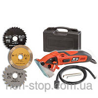 ТОП ВЫБОР! Rotorazer Saw, дисковая пила Rotorazer Saw, Rotorazer, Ручная дисковая пила по дереву, Уни 1000289