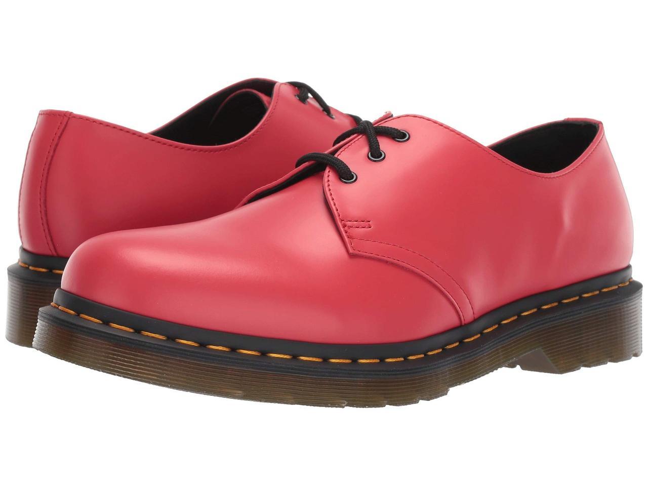 Туфли (Оригинал) Dr. Martens 1461 Core Satchel Red