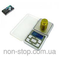 ТОП ВЫБОР! Карманные весы Pocket scale MH 500, Весы электронные ювелирные POCKET SCALE MH 500, Карман 1000353