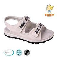 Детские качественные  босоножки оптом бренда Том.м (разм. с 31 по 36) 8 пар
