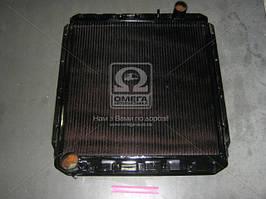 Радиатор водяного охлаждения КАМАЗ 5320 (3-х рядн.) медн.