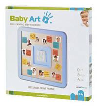 Фоторамка зі зліпком Baby Art Print Frame Massages