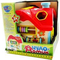 Развивающая игрушка Limo Toy M 0001 U/R Чудо-домик