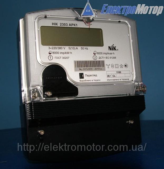 Электросчетчик  НИК 2303 АРП2