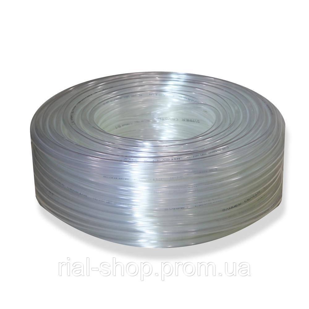 Шланг пвх пищевой Presto-PS Сrystal Tube диаметр 6 мм, длина 100 м (PVH 6 PS)