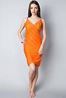 Парео-сарафан Чайка оранжевый