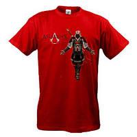 Футболка Assassin's Creed feudal