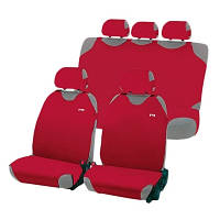 Комплект накидок на автомобильные сидения Hadar Rosen PERFECT Красный 22054