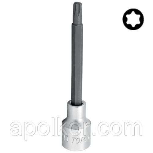 """Головка з насадкою TORX T45 L120mm 1/2"""" TOPTUL BCGA1645"""