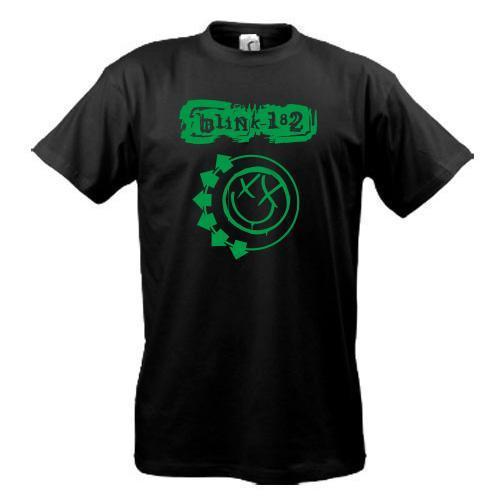 Футболки Blink 182 black 2
