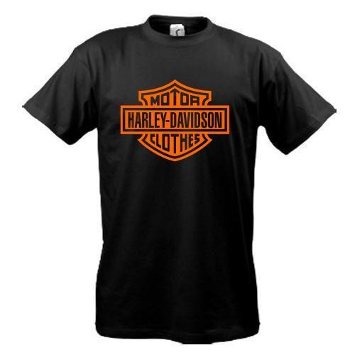 Футболка Harley-davindson