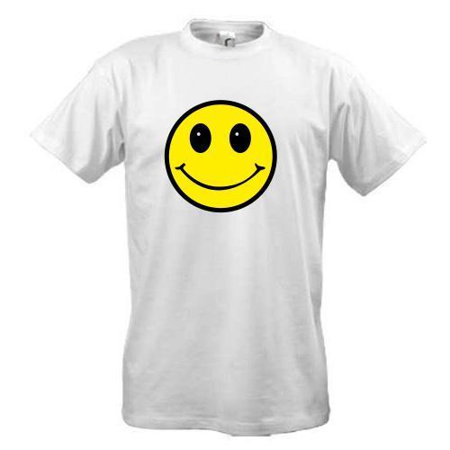 Футболка Смайл - улыбка