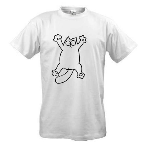 Футболки Simon's cat