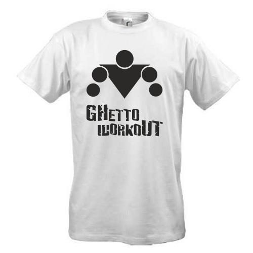 Футболка Ghetto workout