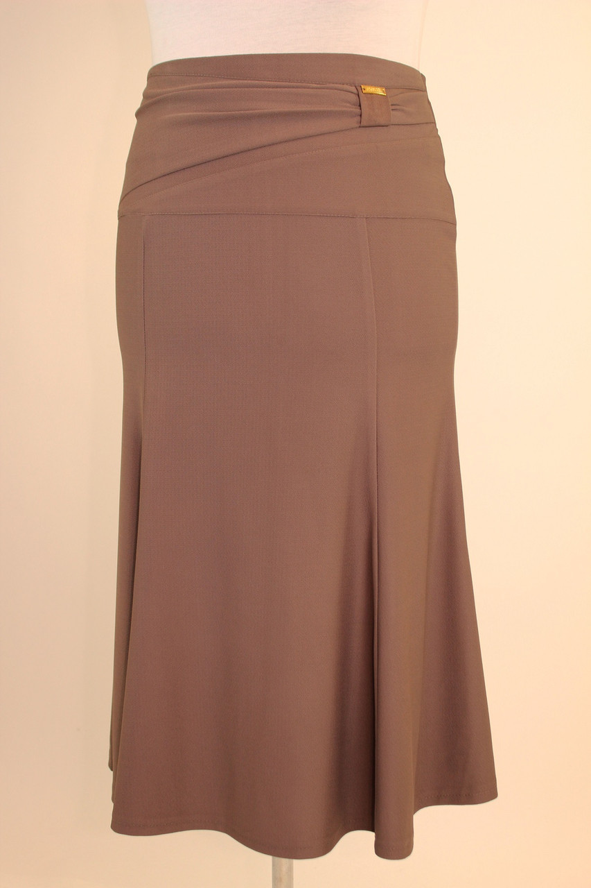Классическая юбка годе 48-54 р ( разные цвета )