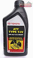 Масло для АКП Toyota ATF Type T-IV ✔ 0,946 л.